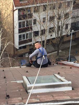 Saniranje krovova