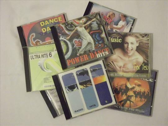 CD - kompilacije - strani - original