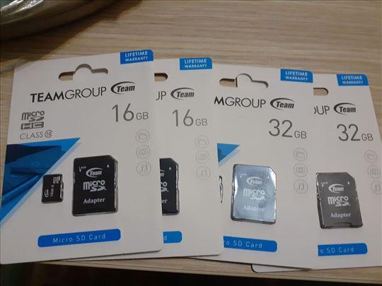 Sd kartice za kamere za lovista hc900 hc300M