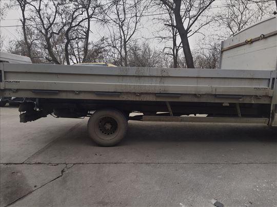 Sanduk za mercedes Sprinter 450x230