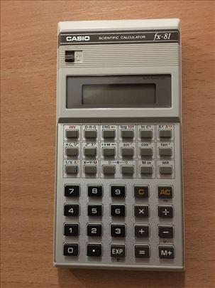Casio FX-81