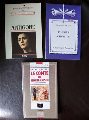 Knjige ne francuskom