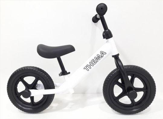 Novi balans bicikli BELI