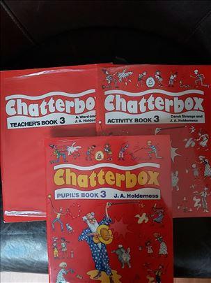 Chatterbox 3 udzbenik engleskog za decu