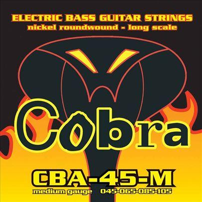 Cobra CBA-45-M žiceza bas gitaru