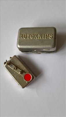 autoknips, retro, ispravan