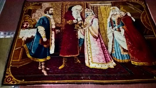 Dusanovo carstvo - zidni tepih, 200x135cm