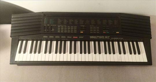 PSR-37 Yamaha