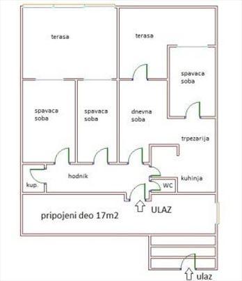 BANJICA 139m2 T -125000e