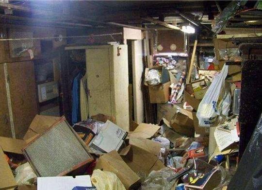 Besplatno čišćenje podruma, tavana i stanova