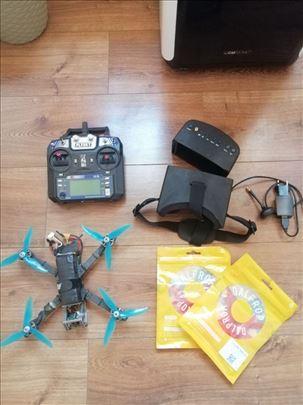 RTF freestyle - trkački dron 5 inča