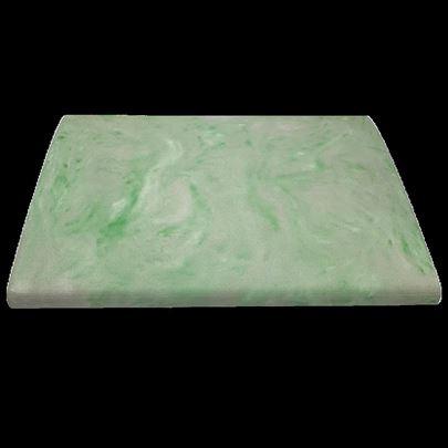 Rubni kamen Nero LUX Zeleni Mermer protiv klizni