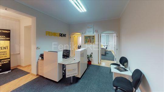 Poslovni prostor za izdavanje, Slavija, 78m2, ID 2