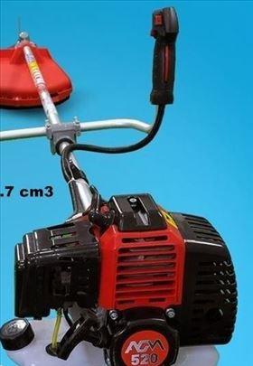 Trimer motorni za travu AGM-VILLAGER 520 FUL OPREM
