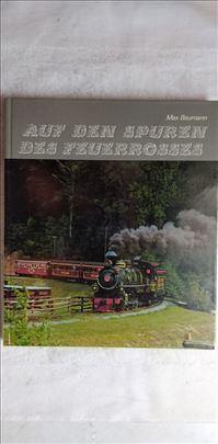 Knjiga: Auf den Spuren des Feuerrosses