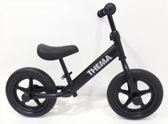 Novi balans bicikli CRNI