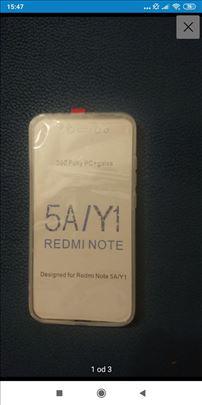 Maska za Xiaomi Note 5A/Y1