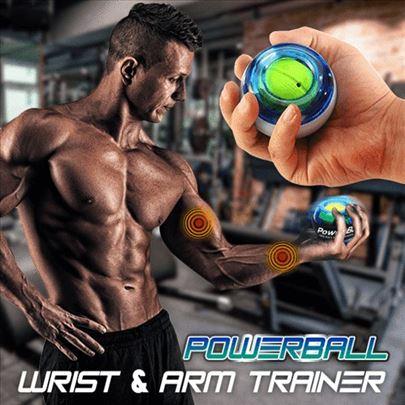 Power ball Mocna kugla sa žiroskopom za zglobove