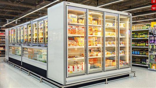 Rashladne vitrine za zamrznute proizvode