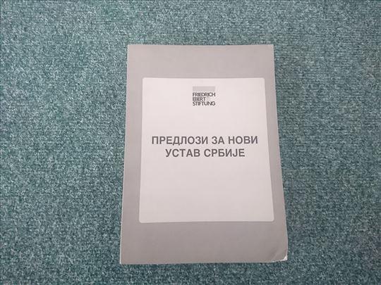 Predlozi za novi Ustav Srbije, Zoran Lutovac