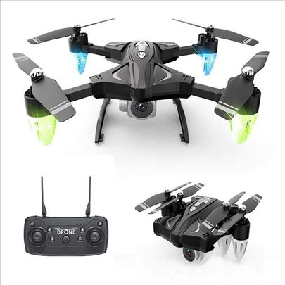 Dron F69 Drone Discovery2 4K, GPS 1800mAh novo