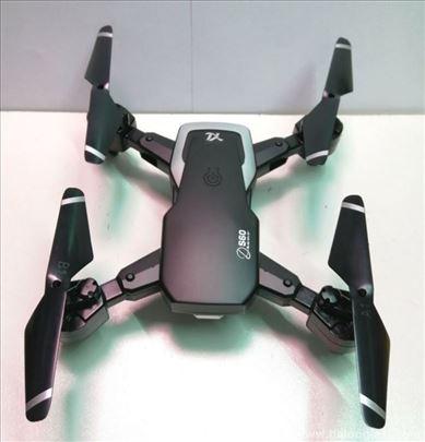 Dron S60 PLUS wifi kamera pojacan domet i baterija