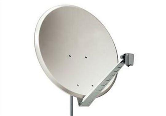 Satelitske i zemaljske antene