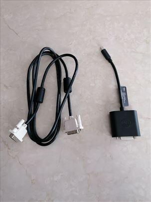 Dell mini DisplayPort na DVI adapter