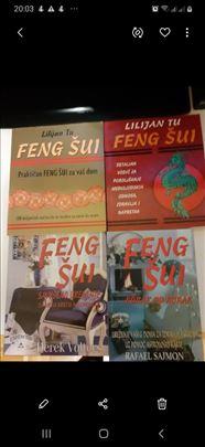 Feng shui razne knjige