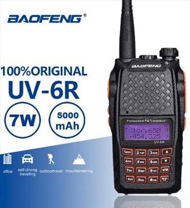Radio stanica Baofeng UVR 6 NOVO 7W