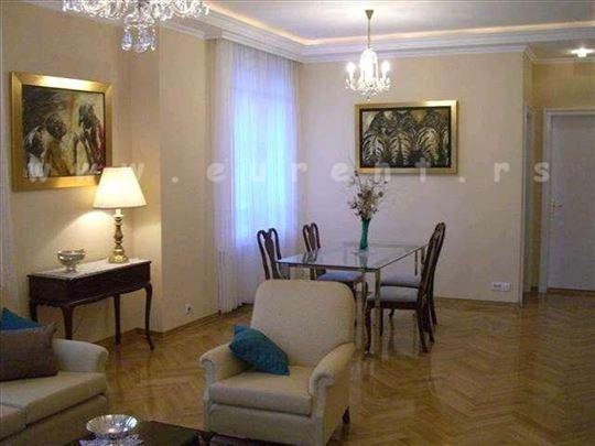 Kneza Miloša, 3.0, renoviran namešten, 2 kupatila