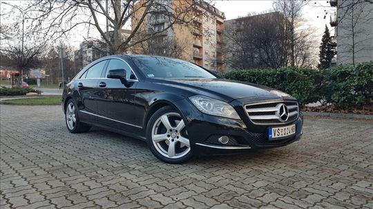 Mercedes-Benz CLS 250 BlueTec 7G-Tronic
