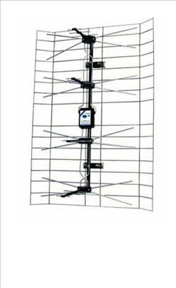 Mrezaste antene sa pojacivacem 15db-32db