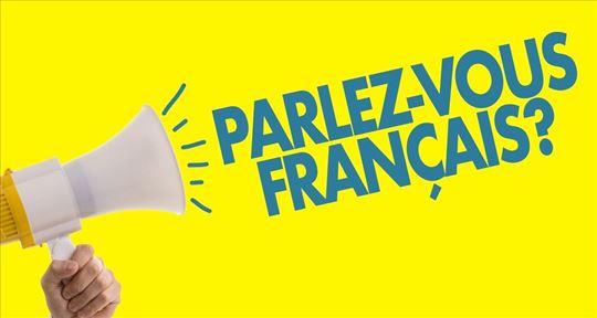 Časovi francuskog jezika (online)