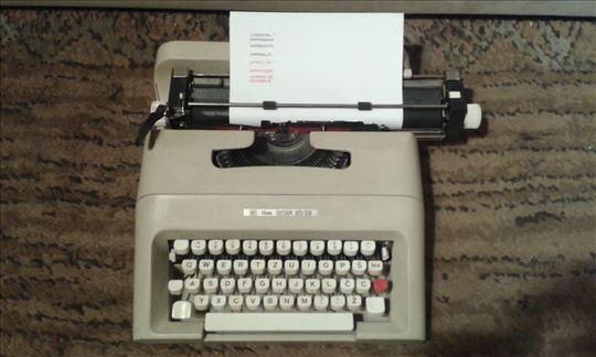 Pisaća mašina , Unis BISER TBM 319/33 odlična trak