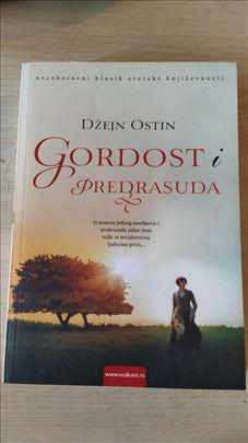 Knjiga Dzejn Ostin - Gordost i predrasuda