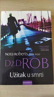 Nora Roberts pise kao DZ. D. Rob - Uzitak u smrti
