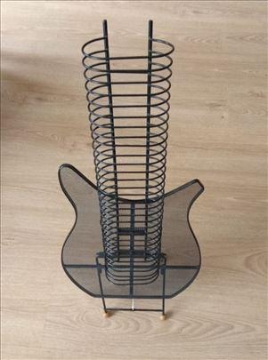 Nosac za diskove u obliku gitare