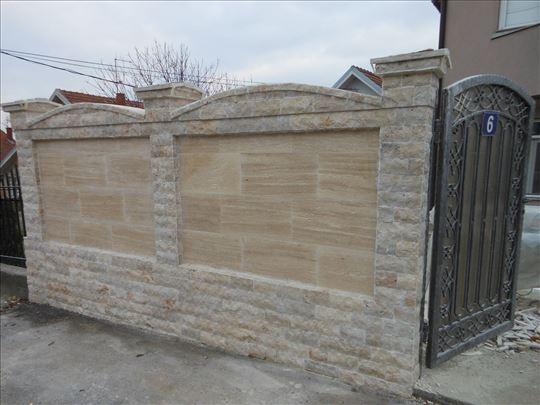 Ugradnja i prodaja prirodnog kamena