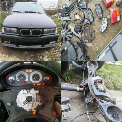 BMW 320 E36 Razni Delovi