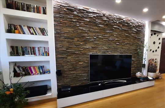 Lux,A blok, 3.0 namesten, garaza!