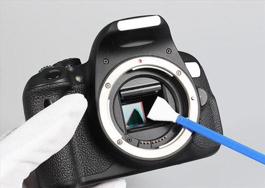 Štapići za čišćenje full frame senzora