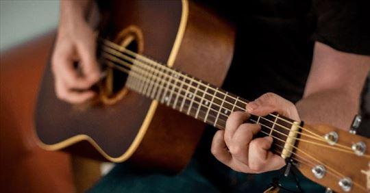 Časovi gitare Novi Sad