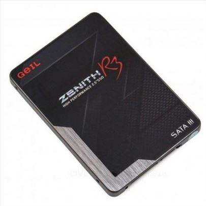 SSD 256 GB Geil Zenith R3