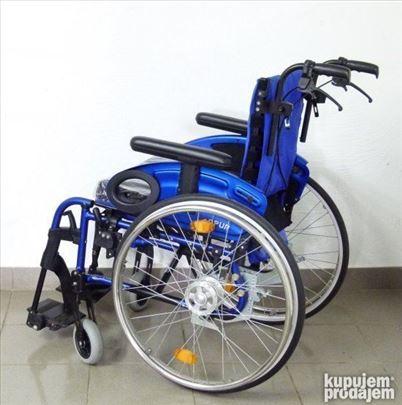 Invalidska kolica od 65 do 110 eura.