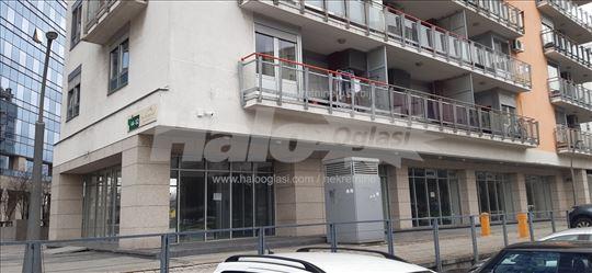 Lokal Blok 19a GTC Avenija 250 kvm