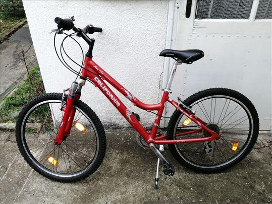 "California aluminijumska decija bicikla 24 """