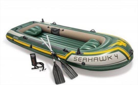 Intex Čamac za naduvavanje SEAHAWK 4