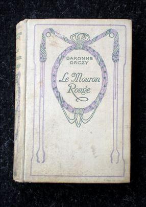 Le Mouron Rouge - Baronne Orczy, izdanje 1926.g.