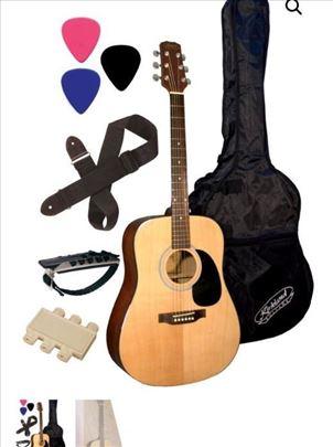 Hitno prodajem akusticnu gitaru